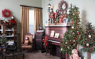 Experience The Magic Of Rio Vistau0027s Beautiful Homes All Decked Out With  Magical Christmas Decor. The Holiday Home Tour Hosted By RioVision Is Part  Of A ...