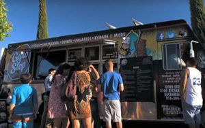 Antioch food truck event