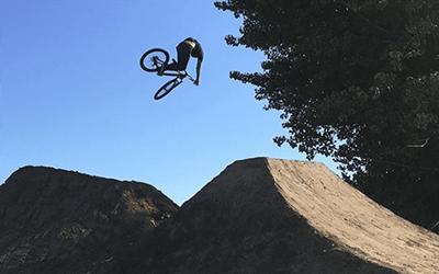 Delta Dirt Jam bike performance