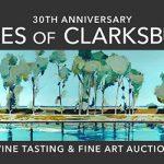 Wines of Clarksburg wine tasting event flyer