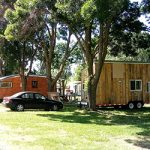 Camp Tiny House, tiny house