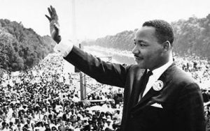Historic photo of Martin Luther King Jr.