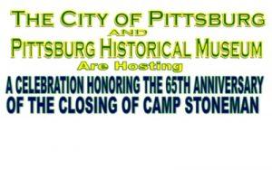 Pittsburg Camp Stoneman event flyer