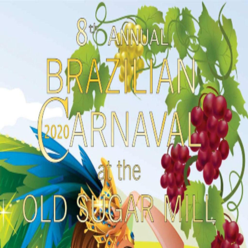 Event banner for Carnaval